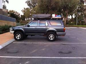 1993 Toyota Hilux Surf, Rego WA, set to travel Chatswood Willoughby Area Preview