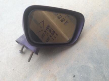 Xa Xb ford falcon driver side exterior door mirror