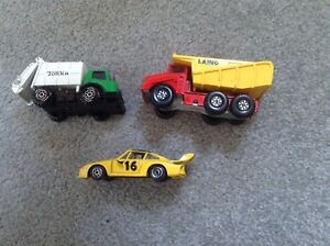 Vintage  Collectable Vehicles