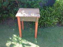 Old school desk with lift up lid (2 available) $50 each Robina Gold Coast South Preview