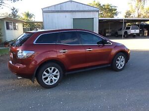 2008 Mazda CX-7 Wagon Biloela Banana Area Preview