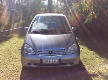 1999 Mercedes-Benz A160 4 Cyl semi Auto Fully optioned Luxury Woodbine Campbelltown Area Preview