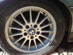 "16"" BMW  rims. Style 32. With or Without snow tires."