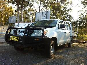 2007 Toyota Hilux Ute Tannum Sands Gladstone City Preview