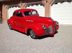 1940 Pontiac coupe classic