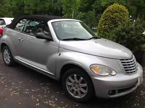 Pt cruiser turbo 2007 Décapotable