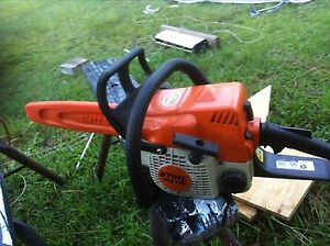Stihl chain saw Morningside Brisbane South East Preview
