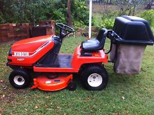 "Ride On Mower Kubota T1400-42"" Cutting twin Blade Everton Hills Brisbane North West Preview"