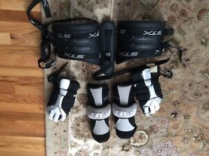 Youth Lacrossse Pads