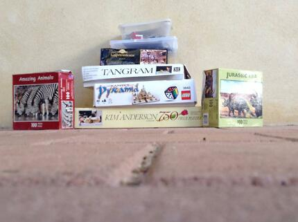 Assorted board games and puzzles Palmyra Melville Area Preview