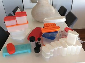 Tupperware - Everything $190 or $10 per item Buderim Maroochydore Area Preview