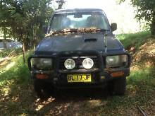 2004 Mitsubishi Pajero Cooplacurripa Greater Taree Area Preview