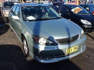 2004 Toyota Camry Sportivo automatic Sedan Sandgate Newcastle Area Preview