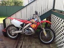 Honda CR250 Wallsend Newcastle Area Preview