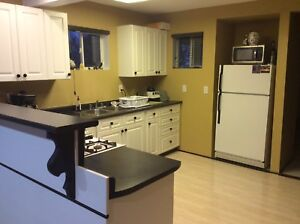 Used kitchen cabinets, appliances and countertop