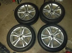 18 inch Firehawk Indy 500 Tires and Dodge rims