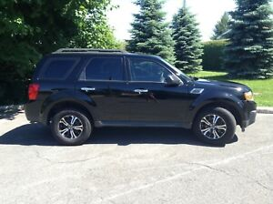 Mazda tribute GS 2010 4WD