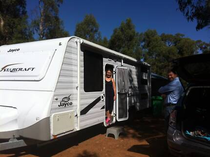 2013 Jayco Starcraft Family Caravan for Rent/Hire