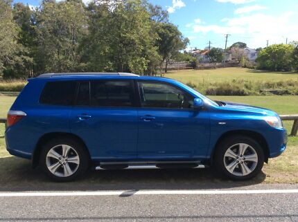 2008 Toyota Kluger XKS 7 seater wagon in immaculate condition Eight Mile Plains Brisbane South West Preview