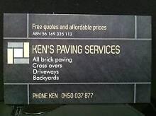 Ken's Paving Caversham Swan Area Preview