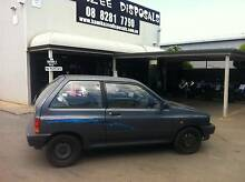 1992 Ford Festiva Hatchback Para Hills West Salisbury Area Preview