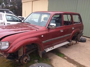 Toyota Landcruiser 80 series hdj80 Mansfield Mansfield Area Preview