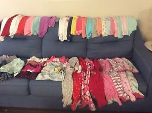 Baby girl 18-24 fall/winter lot