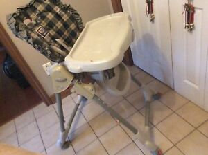 Fisher price high chair for sale