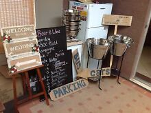 VINTAGE WEDDING DECORATIONS OR OTHER FUNCTION DIY HIRE Singleton Singleton Area Preview