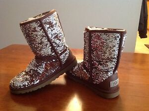 Awesome Sparkly Sequinned Uggs