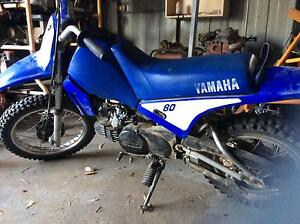 1999 Yamaha PW80 for sale. Jimboomba Logan Area Preview