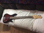 Bass guitar Eagleby Logan Area Preview