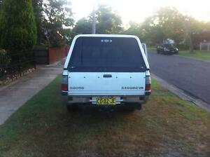 2002 Holden Rodeo Ute Kurri Kurri Cessnock Area Preview
