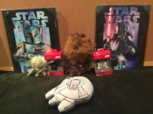 STAR WARS Collectables & POP figures - never unboxed