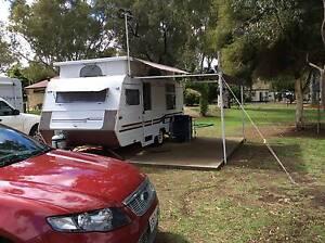 spaceline 16ft caravan Crafers West Adelaide Hills Preview