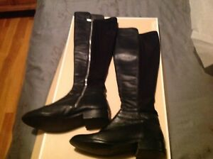 Michael Kors Bromley Over the Knee Leather Boots