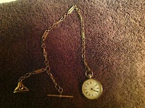 Antique Gold Pocket Watch Dayboro Pine Rivers Area Preview