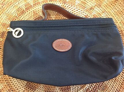 Longchamp Le Pliage black bag purse brand new perfect 83330597784b9