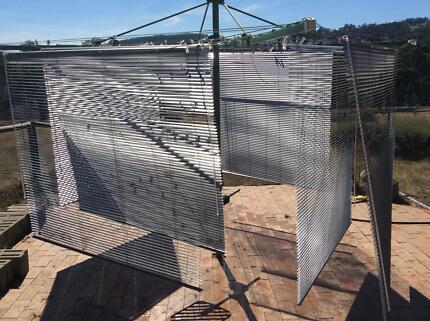 Luxaflex aluminium blinds X 7