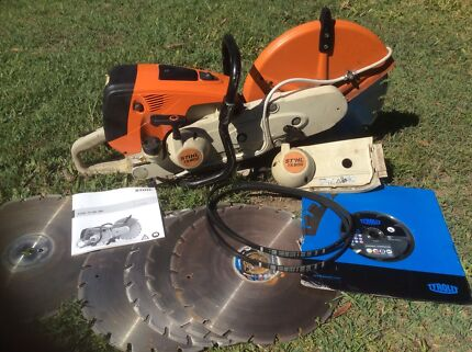"""STIHL 16""""/405mm TS800 CUTQUIK DEMOLITION SAW WITH EXTRAS Tewantin Noosa Area Preview"""