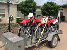 Family pack. CRF230, 150 and100 Hondas. Whyalla Whyalla Area Preview