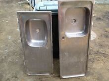 2 used Stainless Steel Kitchen Sinks Rokeby Clarence Area Preview
