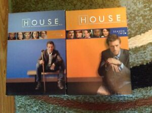 HOUSE Complete Seasons 1&2 DVD