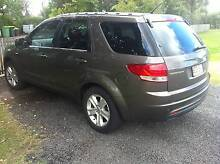 2011 Ford Territory SZ TX (rwd) Wagon Dalby Dalby Area Preview