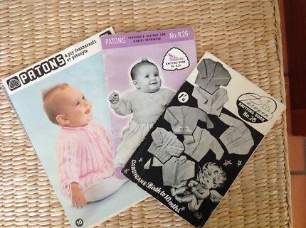 Knitting Baby Patterns Magazines Gumtree Australia Copper Coast