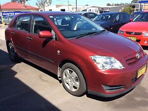 2006 Toyota Corolla Accent  Hatchback Sandgate Newcastle Area Preview