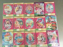 Bargain! 28 children's movies- Barbie, TinkerBell, Nemo, Disney, Kensington South Perth Area Preview