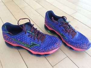 Chaussures de course mizuno wave prophecy 3 gr: 9.5