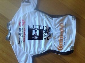 Cycling jersey Amy Gillet Ringwood Maroondah Area Preview