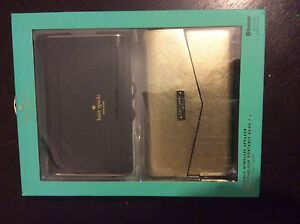 Kate spade speaker with case. Brand new.